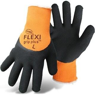 Boss 7842X Flexi Grip Plus Hi-vis Orange Gloves, X-Large