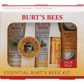 Burt's Bees Essential Kit, 1 ea