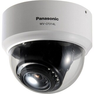 Panasonic WV-CF314L Day/Night Fixed Dome Camera