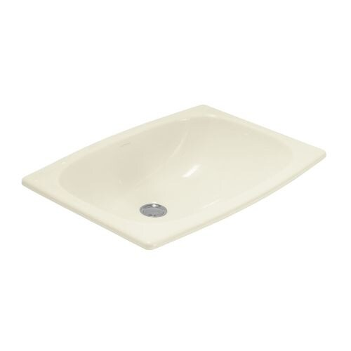 "Sterling 442007 Stinson 20"" Drop In Bathroom Sink - Free Shipping Today - Overstock - 19875867"