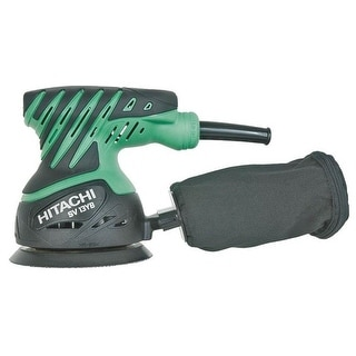 Hitachi SV13YB Single Speed Random Orbit Finishing Sander, 5""