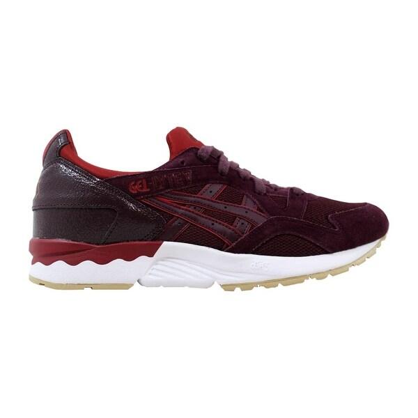 0f28a01674b6 Shop Asics Gel Lyte V 5 Rioja Red Rioja Red H6Q4L 5252 Men s - Free ...