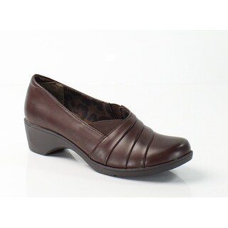 Soft Style NEW Brown Women's Shoes Size 7N Kambra Slip-on Loafer