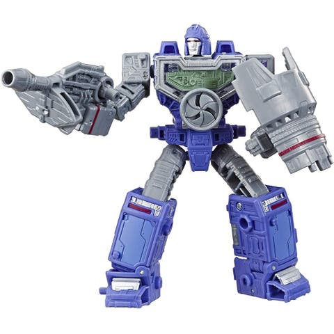 Transformers Generations Siege Deluxe Action Figure