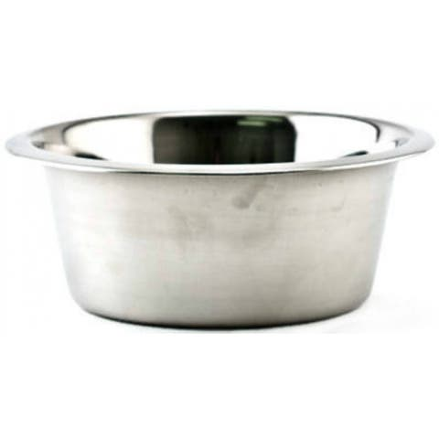 Ruffin' It 15032 Pet Bowl, 32 Oz, Stainless Steel