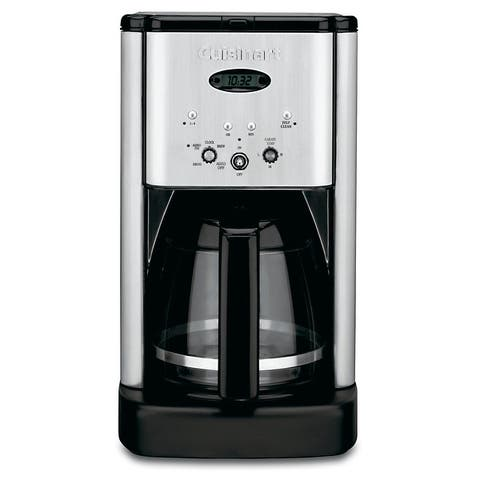Cuisinart Brew Central 12-Cup Programmable Coffeemaker - 12 Cup