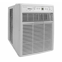 Frigidaire FFRS1022R1 10000 BTU Window-Mounted Casement Air Conditioner with Programmable Timer and Remote Control
