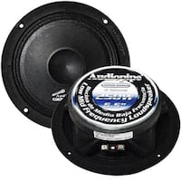 "Audiopipe 6.5"" Flat Loud Speaker 250W Max Sold each"
