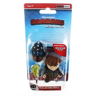 "How To Train Your Dragon 3.25"" Action Vinyl: Hiccup (Night) - multi"
