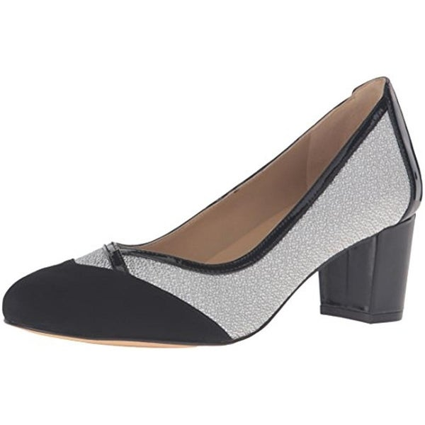 Trotters Womens Phoebe Pumps Suede - Free Shipping Today - Overstock.com -  20875476