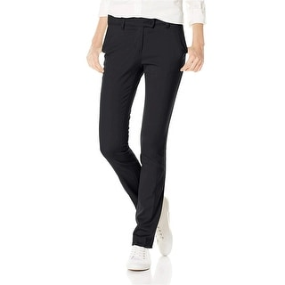 Link to Dickies Juniors Slim Straight Stretch Pant, Black, 9 Similar Items in Pants
