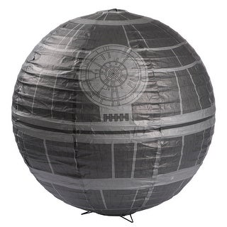 Star Wars Giant Death Star Floor Standing Paper Light