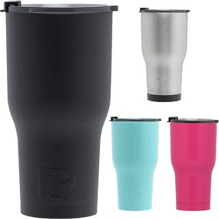 RTIC 30 oz. Vacuum Insulated Stainless Steel Tumbler with Splash Proof Lid - 30 oz.