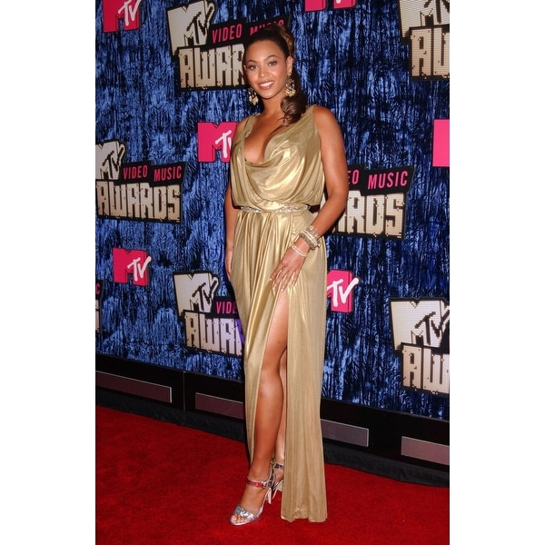 Beyonce At Arrivals For Mtv Video Music Awards VmaS 2007