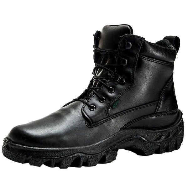 Rocky Work Boots Mens TMC Postal USA Made Duty Black