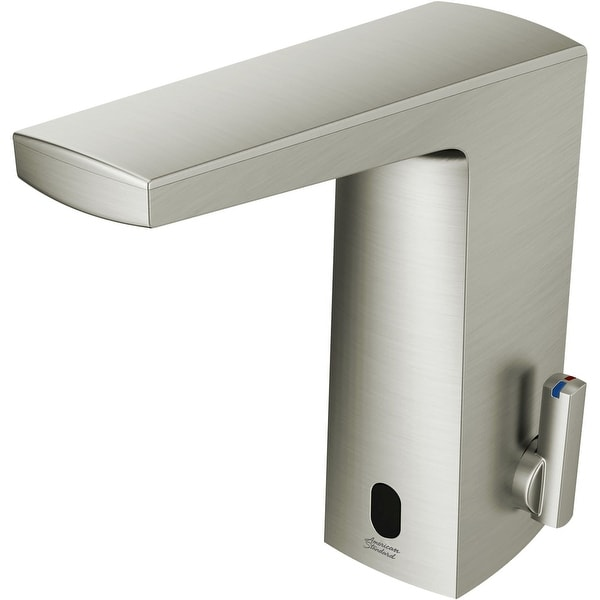American Standard 7025.303 Paradigm 0.35 GPM Single Hole Bathroom Faucet with Selectronic and SmarTherm Technology