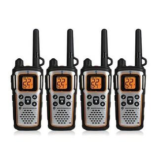 Motorola MU350R two-way radio (4 Pack)