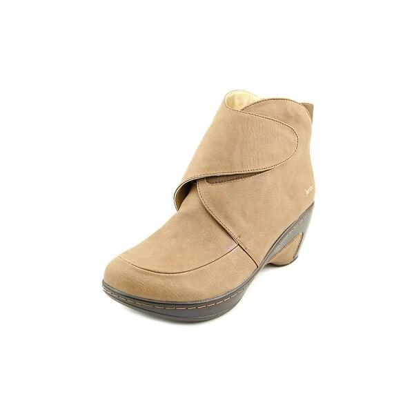 JBU by Jambu Rhonda Women Round Toe Synthetic Ankle Boot