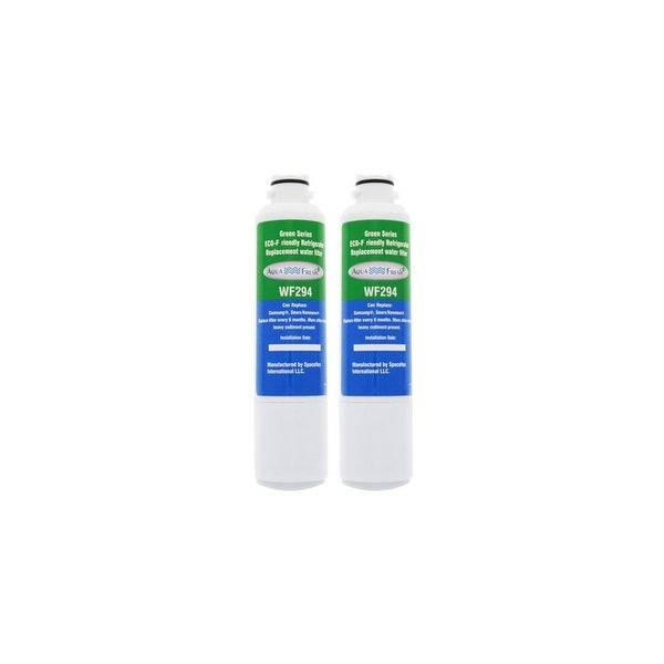 Replacement Water Filter For Samsung RF23HCEDBSR/AA Refrigerator Water Filter by Aqua Fresh (2 Pack)