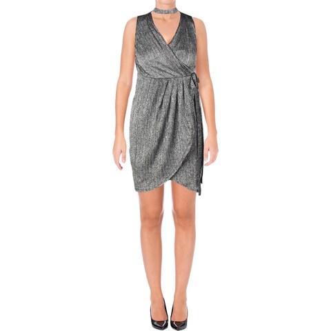 Star Wars Womens Juniors Party Dress Sleeveless Halter - XS