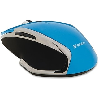 Link to Verbatim Wireless Notebook 6-Button Deluxe LED Mouse, 99016, Blue Similar Items in Computer Accessories