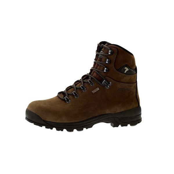 Boreal Climbing Boots Mens Lightweight Rubber Muflon Brown 47060