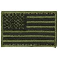 5640b2468163 Shop Fox Outdoor Retro Departure Shoulder Bag With Usa Emblem ...