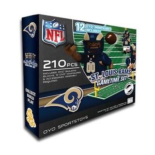 St. Louis Rams OYO Sports NFL Gametime Set - multi