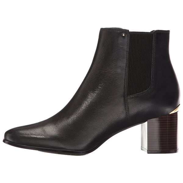 Calvin Klein Womens Felda Closed Toe Ankle Fashion Boots