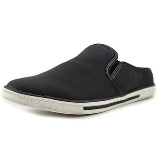 Kenneth Cole Reaction Slow Down Men  Round Toe Synthetic Black Loafer