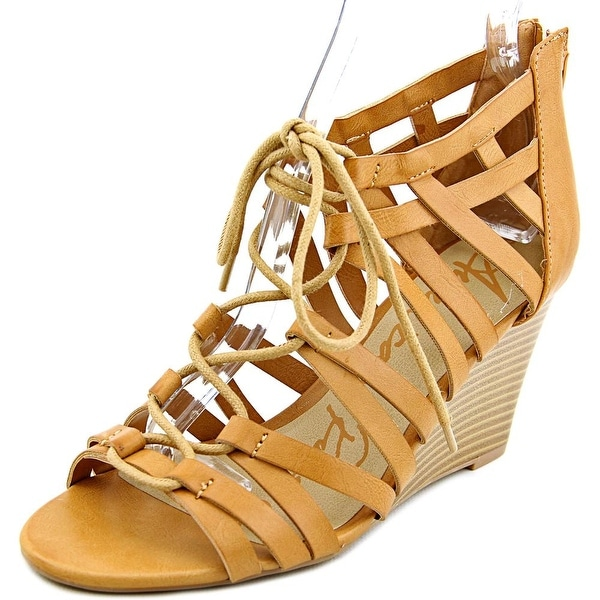 American Rag Kyle Women  Open Toe Synthetic  Wedge Sandal