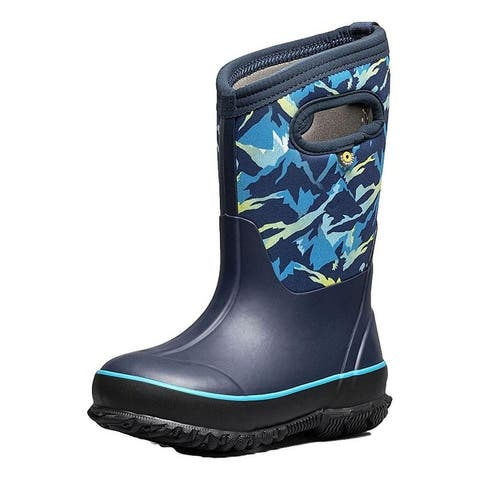 Bogs Outdoor Boots Boys Classic Winter Mountain WP Insulated