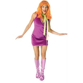 Daphne from Scooby Doo Standard Adult Costume - standard (10-14)