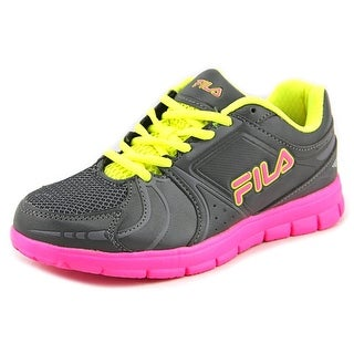 Fila Storm Round Toe Synthetic Sneakers