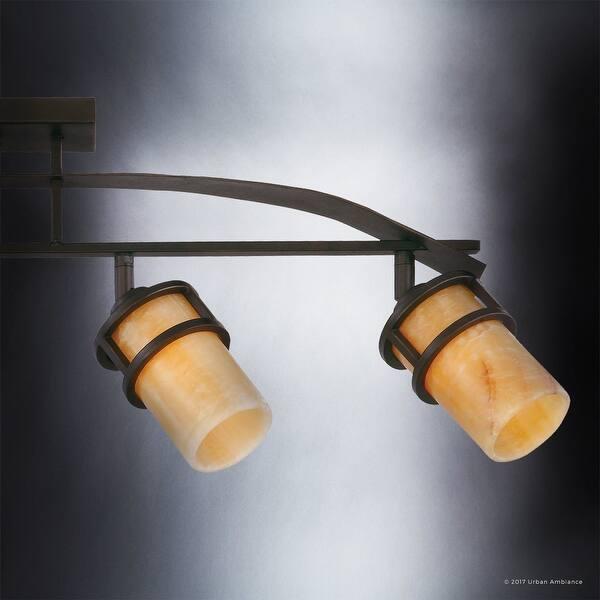 Luxury Rustic Track Lighting 14 5
