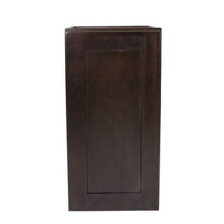 "Design House 613968 Brookings 30"" x 12"" Single Door Wall Cabinet"