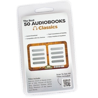 50 Classic Audiobook Collection - Instant Library