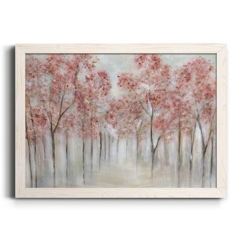 Blushing Spring-Premium Framed Canvas - Ready to Hang