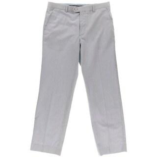 Tommy Hilfiger Mens Cotton Pinstripe Chino Pants - 33/30