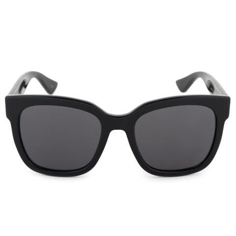 d81f623d2e9d4 Gucci Gucci Square Sunglasses GG0034S 001 54