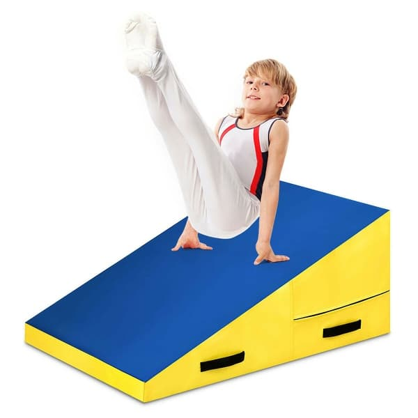 Gymnastics Exercise Aerobics Tumbling Fitness Incline Mat Slope