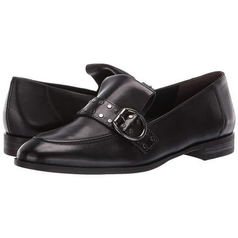 Paul Green Womens tarin Leather Closed Toe Loafers - 7.5