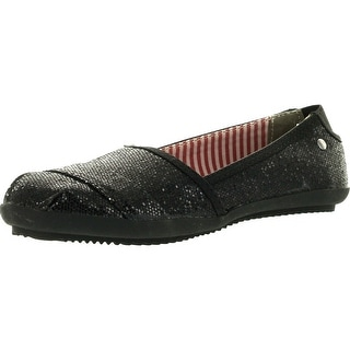Kenneth Cole Reaction Stage Kite Flat - Black