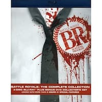 Battle Royale: Complete Collection [BLU-RAY]