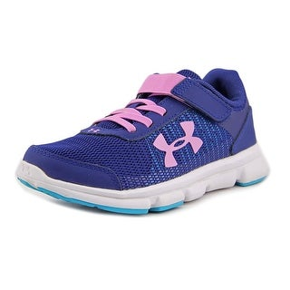 Under Armour UA GPS VELOITY RN GT Round Toe Leather Running Shoe