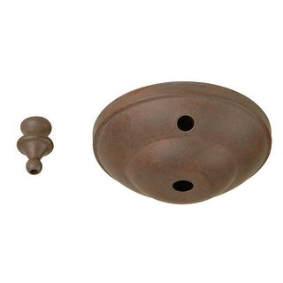 Craftmade RP-3803 Replacement Metal Cap for Craftmade Ceiling Fan Bowl Light Kits