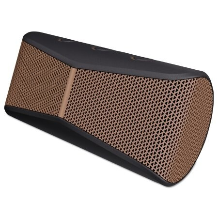 Logitech - X300 Wireless Mobile Speaker Black