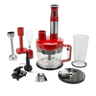 Link to Wolfgang Puck 7-In-1 Immersion Blender With 12-Cup Food Processor Model Similar Items in Kitchen Appliances