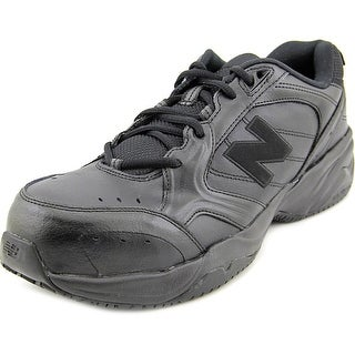 New Balance MID627 2E Steel Toe Leather Work Shoe