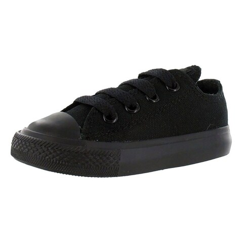Converse Chuck Taylor All Star Lo Top Monochrome Toddler Shoes